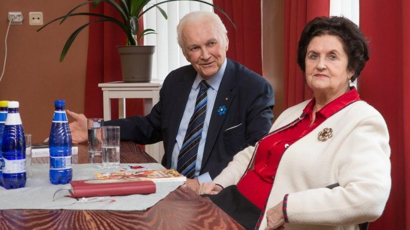 GALERII | Ingrid Rüütel 60 aastat kestnud abielu saladusest: pole olnud põhjust lahku minna!