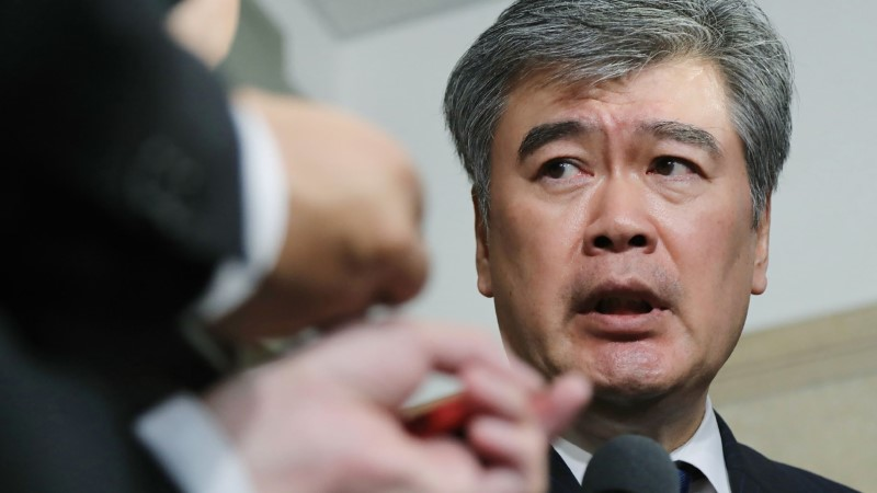 Jaapani #MeToo: aseminister astus seksuaalse ahistamise väidete tõttu tagasi