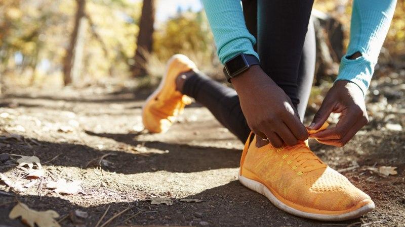 Õige JALATS aitab joosta!
