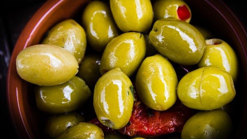 Hoia oliivid värskena nii!