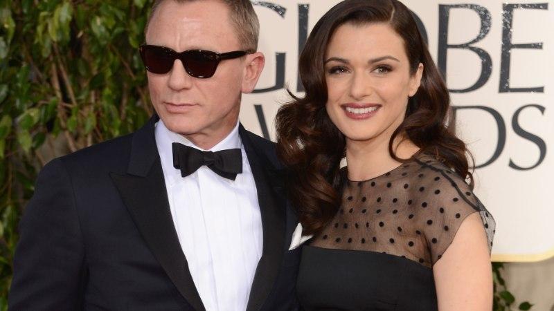 PALJU ÕNNE! Daniel Craig ja Rachel Weisz saavad esimese ühise lapse