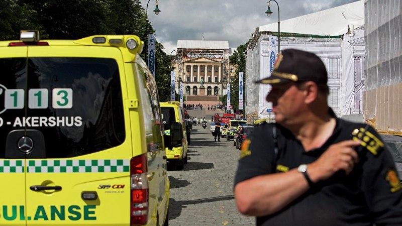В Осло полиция задержала гражданина России