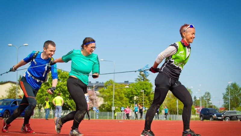 BLOGIAUHINNAD | Spordiblogija Helena Roosaar: spordi tegemine pole seotud vaid kehakaaluga, vaid ka eneseusu ja iseloomu kasvatamisega