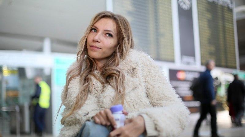 Veel üks hiigelkleit Eurovisionil? Julia Samoilova ütleb, et tema esinemiskleit saab olema osa lavadekoratsioonist