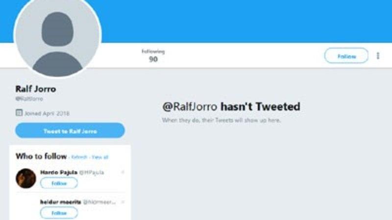 Твиттер-боты атакуют Эстонию: правда или нет?