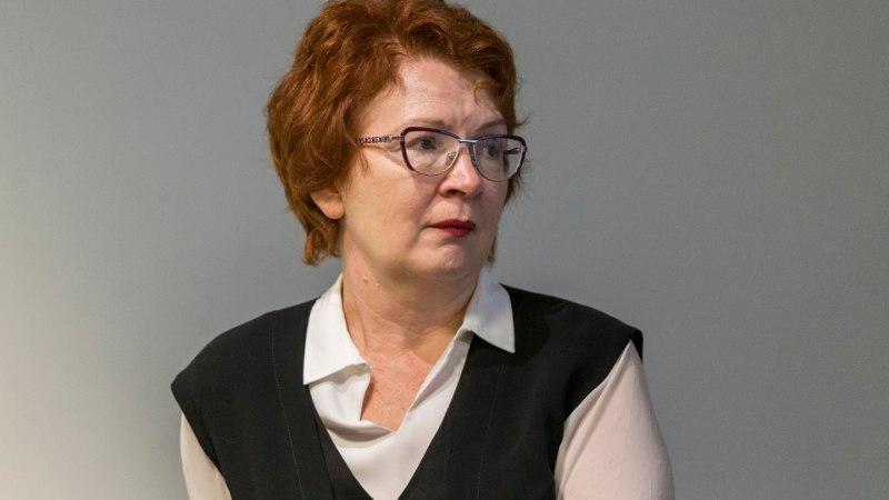 Yana Toom: Narva naistearst ei teadnud, kuidas on eesti keeles emakas!