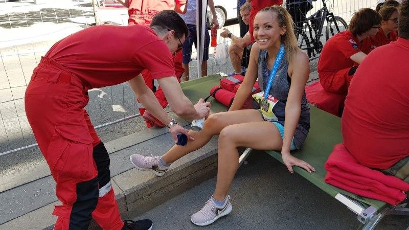Läbi raskuste tähtede poole: 7. maraton Belgradis TEHTUD!