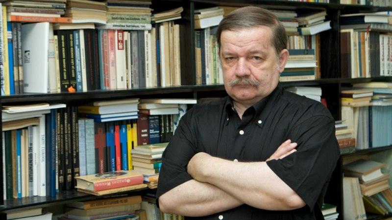 Peeter Olesk | Kolmandat korda rektoriks kandideerinud Sutrop pole eelmistest kordadest midagi õppinud