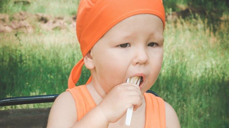 VEGANIST EMA SÜDAMEVALU: eks tahab kättemaksuks meie lapsele liha sööta