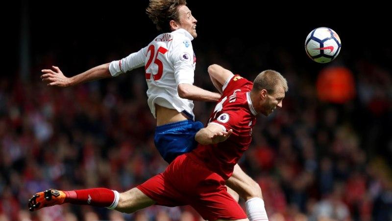 Klavan tegi Liverpooli eest järjekordse nullimängu