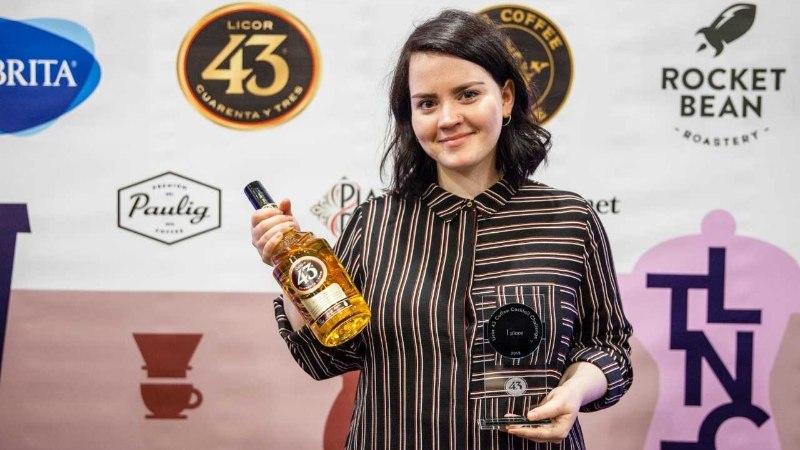 Õnnitlused! Eesti parim kohvikokteilide valmistaja on Annely Jüriöö