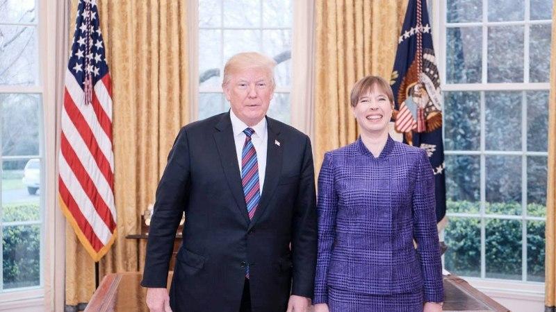 Toomas Alatalu | Kaljulaid tegi Trumpist telje!