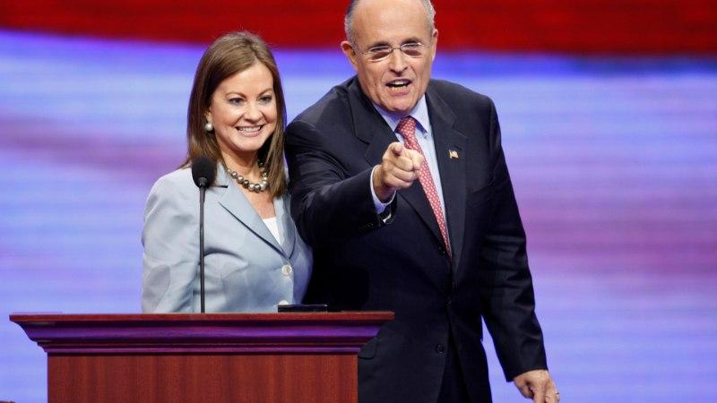 Legendaarne New Yorgi linnapea Rudy Giuliani lahutab kolmanda abielu