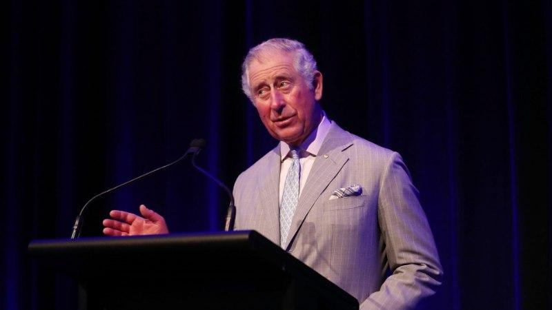 Prints Charlesil on tõepoolest kaasaskantav prill-laud?