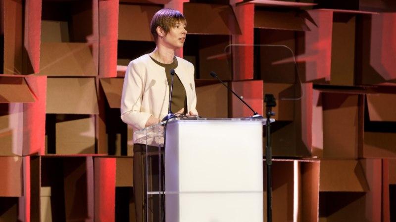 Kas Eesti annab robotitele inimõigused? Presidendi intervjuu IT-ajakirjale