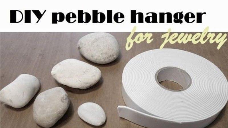 Lihtne meisterdus! Tee ise kivikestest ehtenagid
