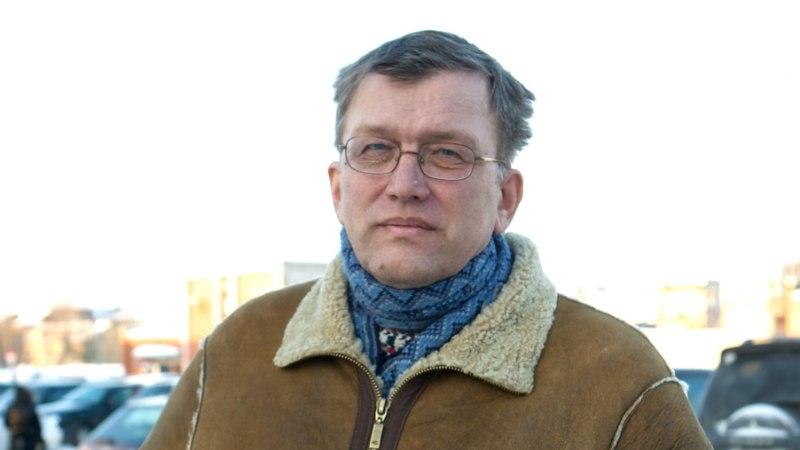 Suri rahvaluuleteadlane Mikk Sarv