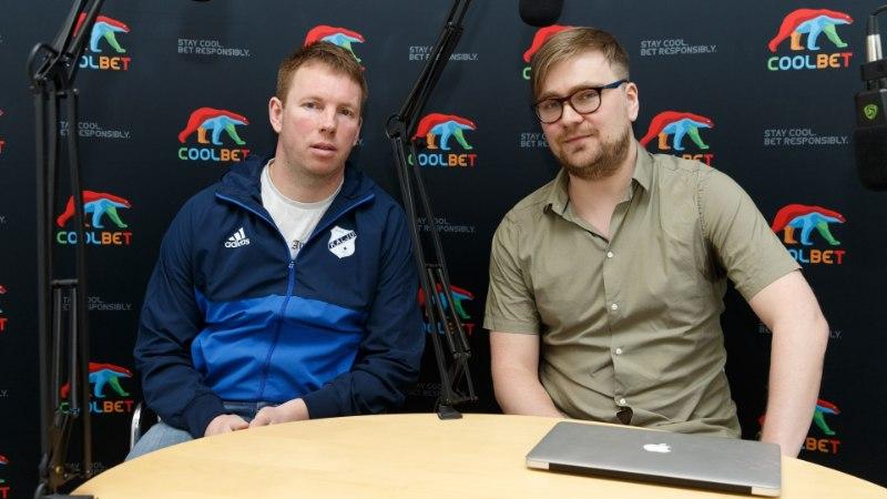 KOLMAS POOLAEG | Nooruspõlves kogetud karm õppetund aitas Viikmäe 115 koondisemänguni