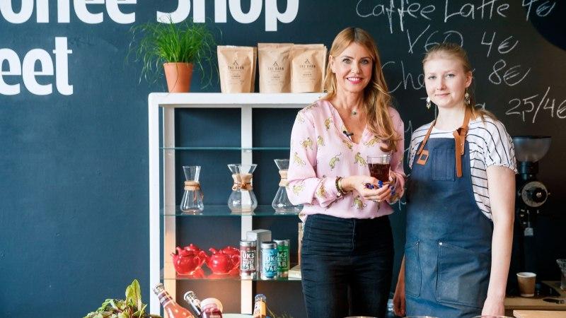 HOMMIKUSÖÖK STAARIGA | Helen Sildnaga põhjamaade parimat kohvi nautimas
