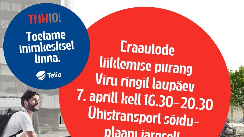Tallinn Music Week sulgeb täna ajutiselt Viru ringi