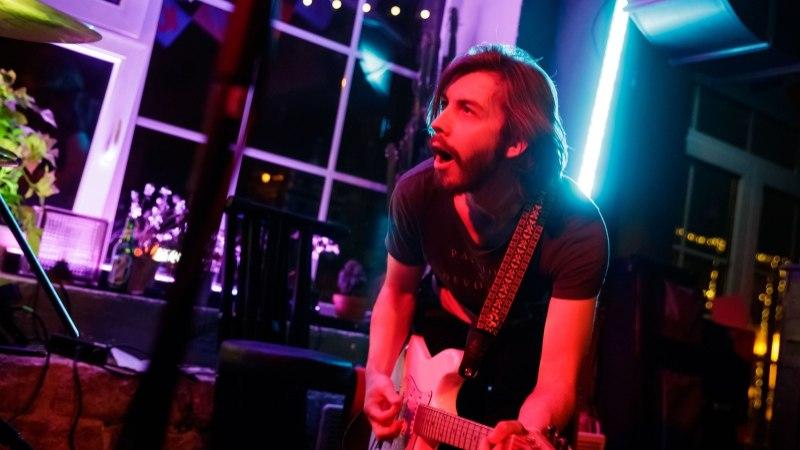 GALERII | Tallinn Music Week tõi Kivi Paber Kääridesse indie- ja bluusimuusika austajad