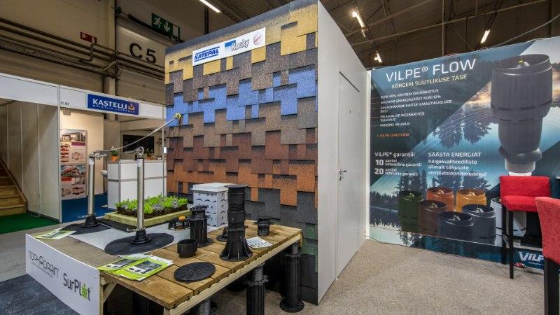 GALERII | Ehitusmessi kolmas päev tutvustas, kuidas rajada energiasäästlikku kodu