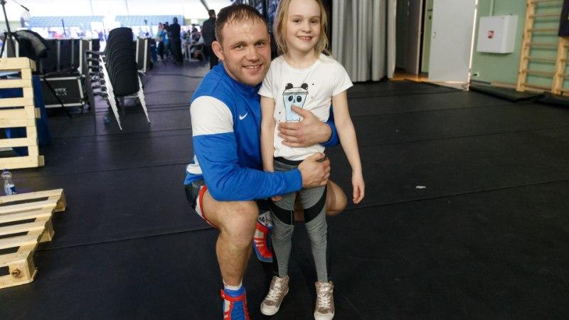 GALERII | Heiki Nabi piirdus Palusalu mälestusvõistlusel pronksiga, Eestile 7 medalit