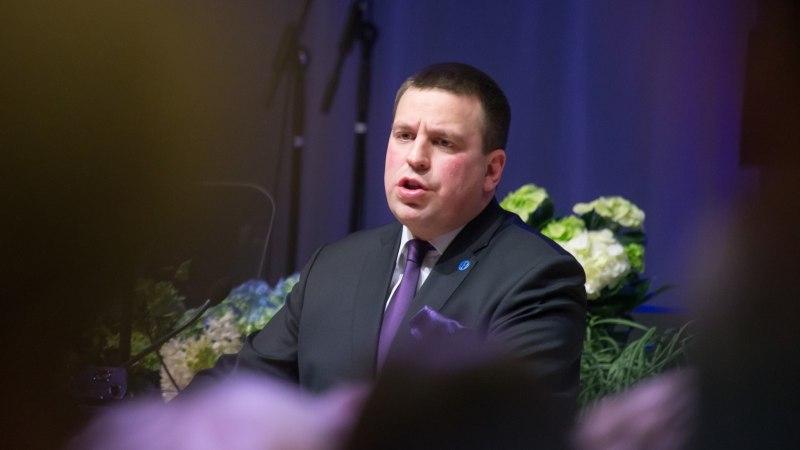 TV3 VIDEO   Peaminister Ratas lubab: arvestame tselluloositehase küsimuses ka kogukonna arvamusega