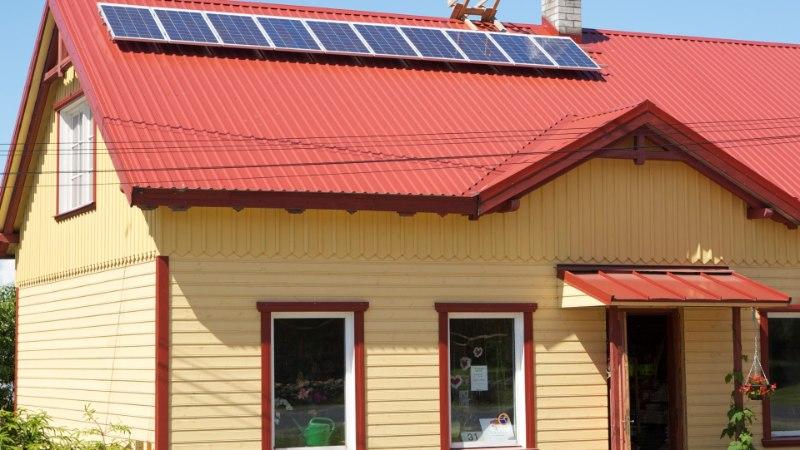 EHITUSMESS   Kuidas rajada kodust päikeseparki?