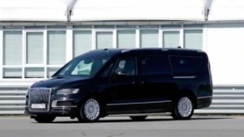Sähke õrritajat! Venemaa telekanal avalikustas presidendilimu Auruse mudelipere teise liikme