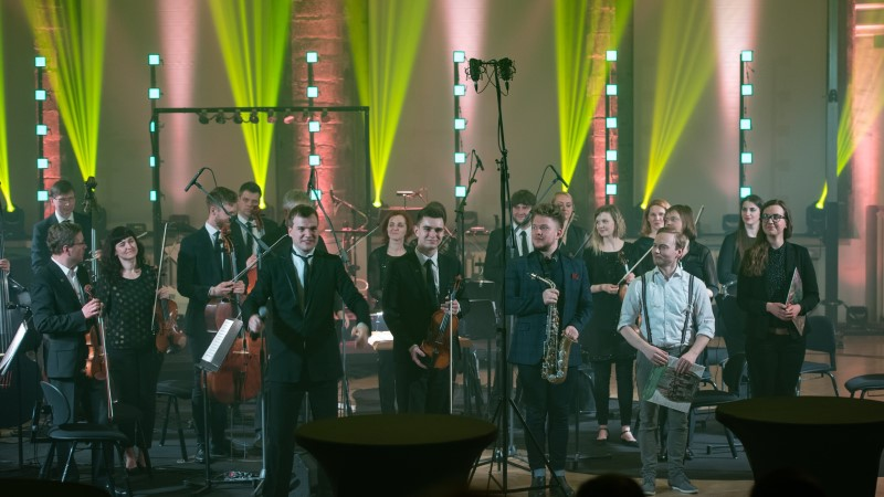 Tallinna Filharmoonia on üks žanriliselt mitmekesisem kontserdikorraldaja Eestis