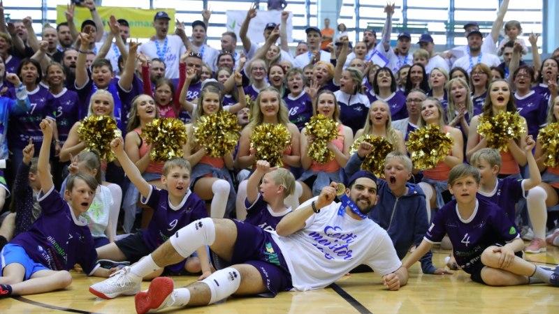 GALERII | TŠEMPION! Uniselt alustanud Saaremaa krooniti Eesti meistriks
