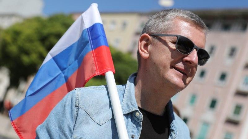 Venemaa eurodelegatsiooni juht: finaali mittepääsemine on minu läbikukkumine produtsendina