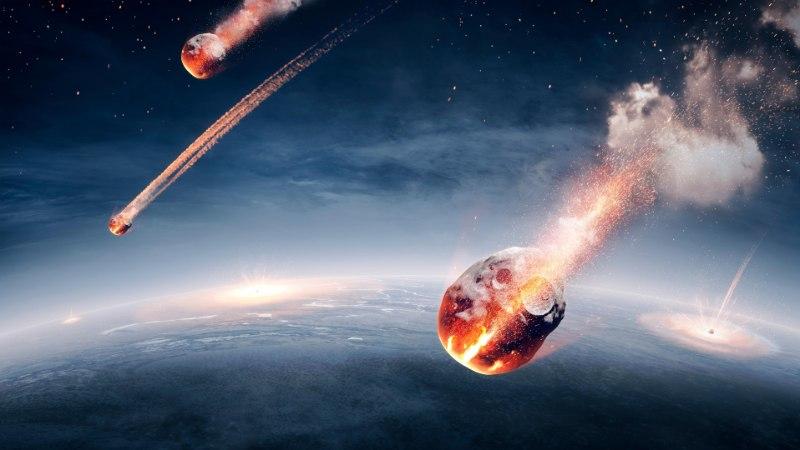 Kas vesi saabus Maale koos asteroididega?