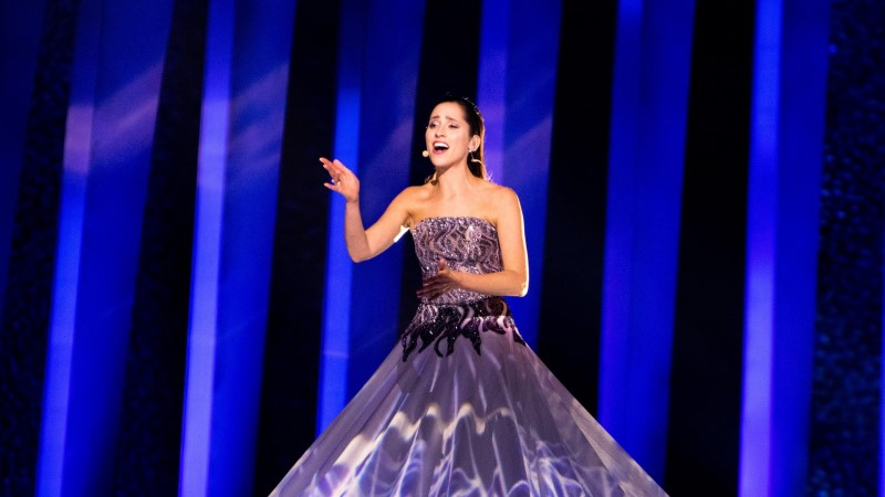 BLOGI JA GALERII   Iisrael võttis Eurovisioni võidu, Eestile finaalis 8. koht!
