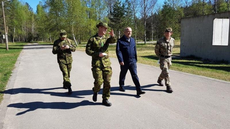 FOTOD   Kaitseminister Luik: Siil 2018 kinnitas, et Eestit katab tugev turvavõrk