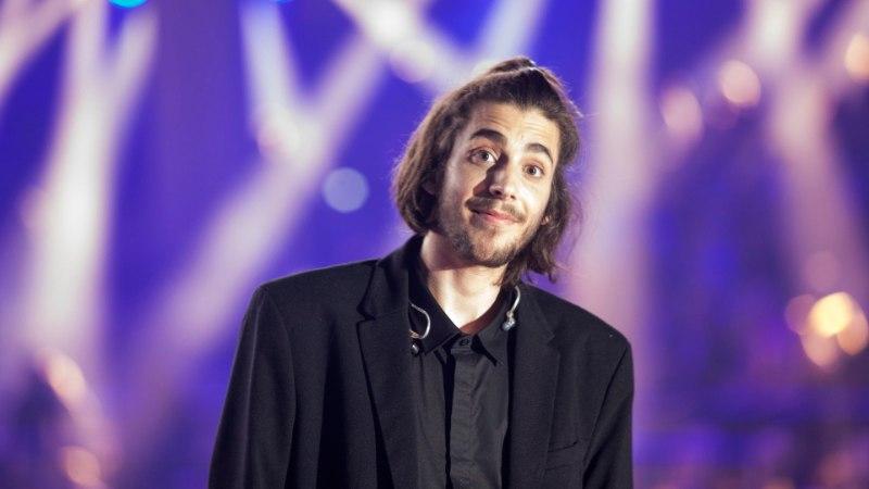 Uue südame saanud Eurovisioni võitja Salvador Sobral: ma sain elus teise võimaluse