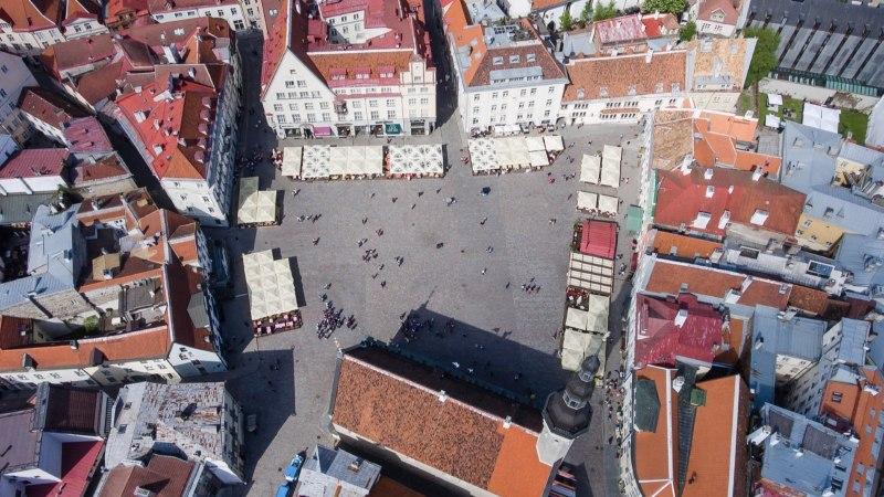 Смотри и поражайся, сколько стоит пиво в Старом Таллинне