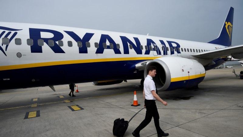 Компания Ryanair меняет условия бесплатной онлайн-регистрации на рейс