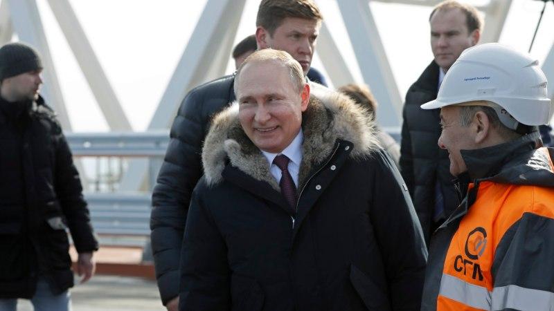 Российские звезды отказались открывать Крымский мост