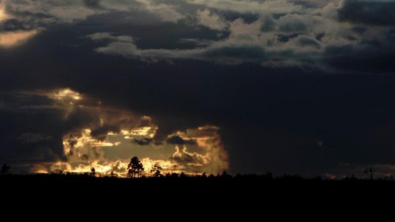 Ilm jaheneb ja öösel jõuab Eestisse äike