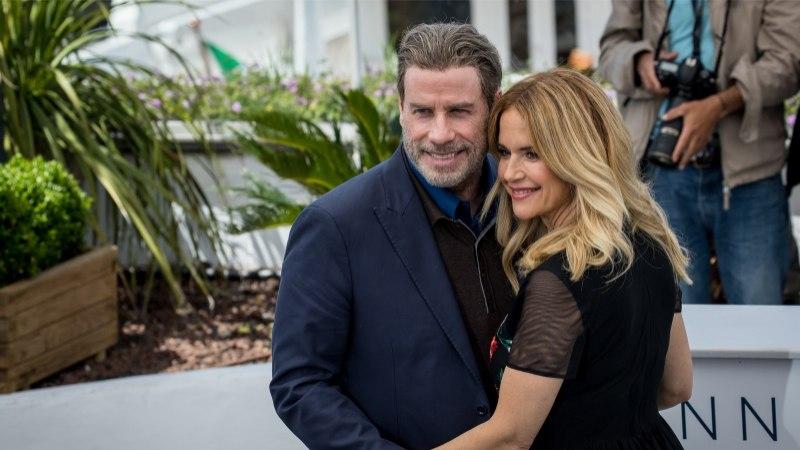 John Travolta mängib koos oma naisega Cannes'is esilinastunud gangsterifilmis