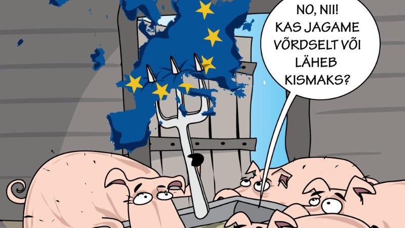 Urmas Paet | Eesti saab ka uuest Euroopa Liidu eelarvest rohkem tagasi, kui sisse maksame