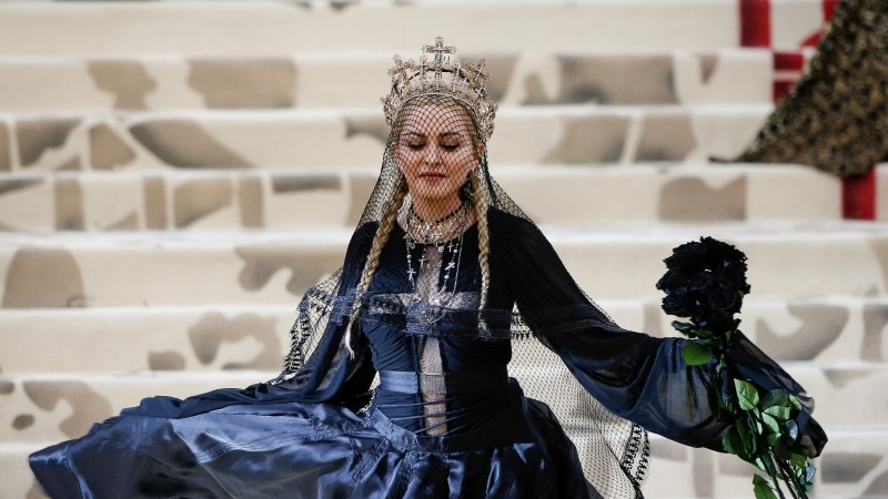 Madonna, mida sa oma näoga teinud oled?!