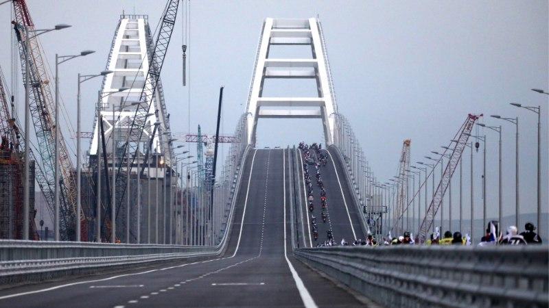 США назвали главную негативную сторону открытия Крымского моста