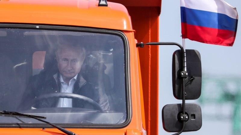 Kertši hiigelsilla ehitas Putini hea sõbra firma