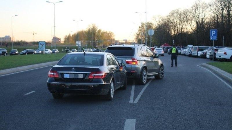 FOTOD | Politsei otsib 9. mail Tallinnas juhtunud õnnetuse pealtnägijaid