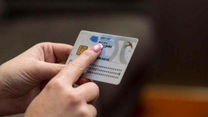 Jälle! PPA vahetab välja ligi 12500 turvanõuetele mittevastavat ID-kaarti