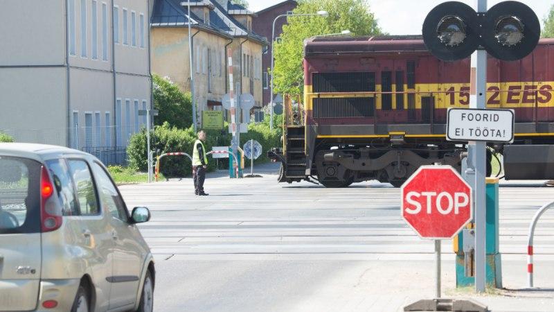 Minevikus tagasi: Tartu piirkonna rongiliiklust juhitakse käsitsi