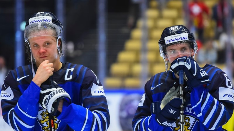 Soome hokikoondise kapten: s**a maitse jäi suhu